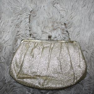 Beautiful vintage signed Evening clutch